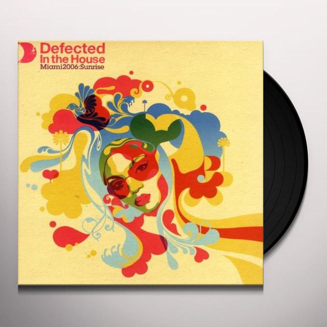 Defected In The House: Miami 06 Lp3 / Var (Uk) DEFECTED IN THE HOUSE: MIAMI 06 LP3 / VAR Vinyl Record