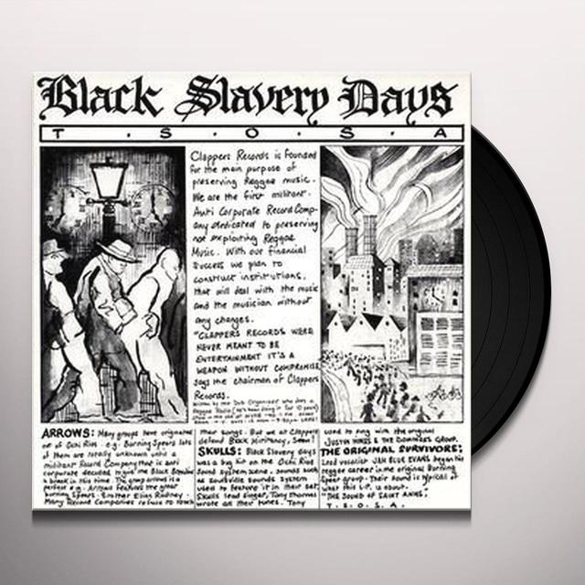 BLACK SLAVERY DAYS Vinyl Record