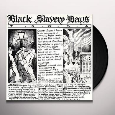 BLACK SLAVERY DAYS Vinyl Record