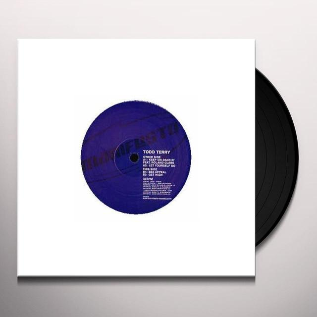Todd Terry KEEP ON JUMPIN PT. 2 (UK) (Vinyl)