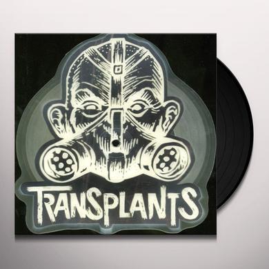 Transplants GANGSTERS & THUGS PT. 1 Vinyl Record - UK Release