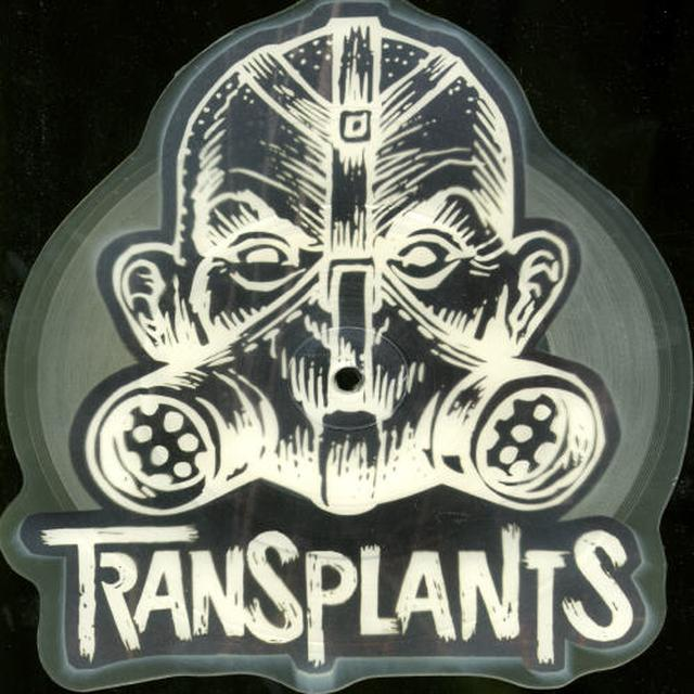Transplants GANGSTERS & THUGS PT. 1 Vinyl Record - UK Release