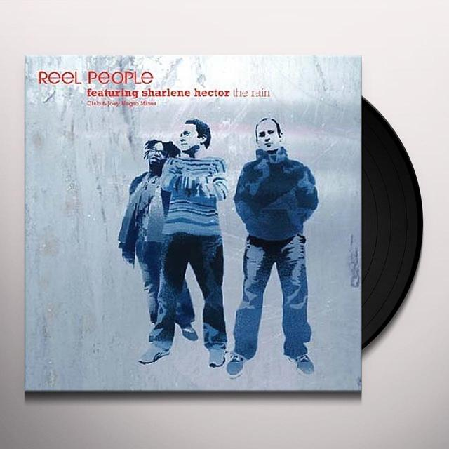Reel People RAIN Vinyl Record - UK Import