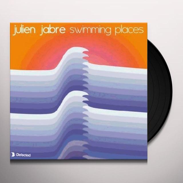 Jabrejulien SWIMMING PLACES Vinyl Record - UK Import