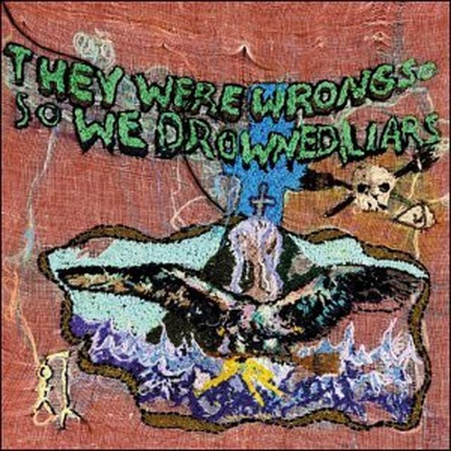 Liars THEY WERE WRONG SO WE DROWNED Vinyl Record - UK Import