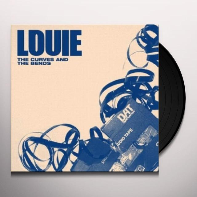 Louie CURVES & THE BENDS Vinyl Record - UK Import
