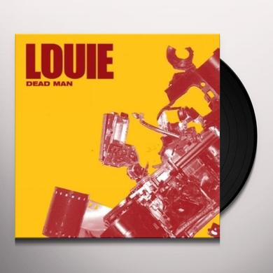 Louie DEAD MAN Vinyl Record - UK Import