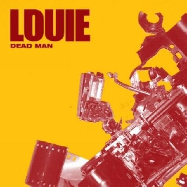Louie DEAD MAN Vinyl Record - UK Import