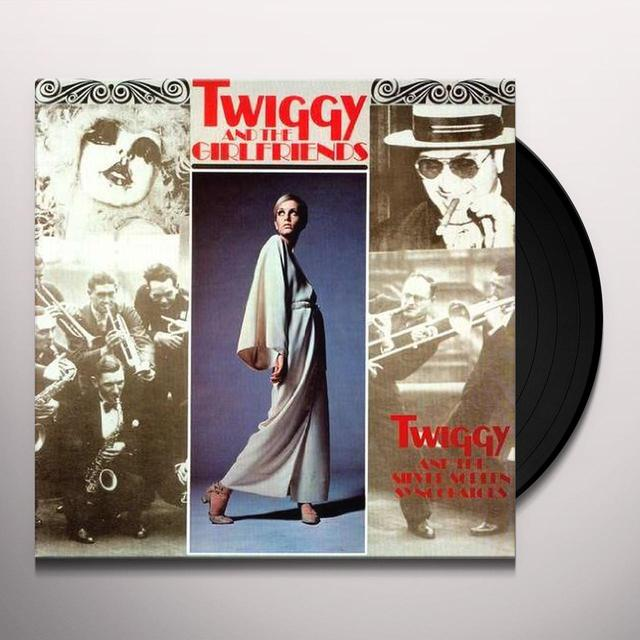Twiggy & The Girlfriends TWIGGY & THE SILVER SCREEN SYNCOPAT (FRA) Vinyl Record