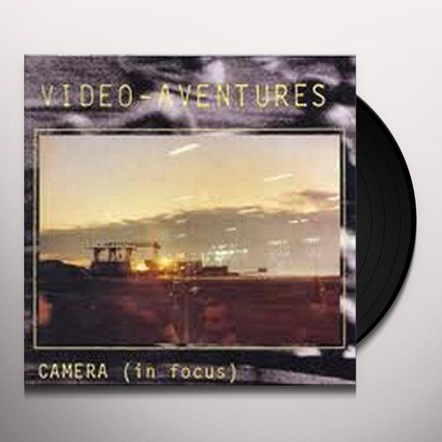Video Adventures CAMERA IN FOCUS Vinyl Record