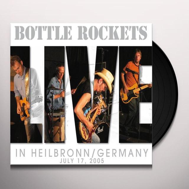 Bottle Rockets LIVE Vinyl Record