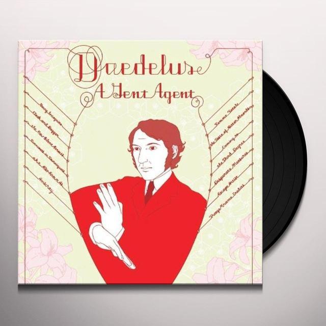 Daedelus GENT AGENT Vinyl Record - UK Import
