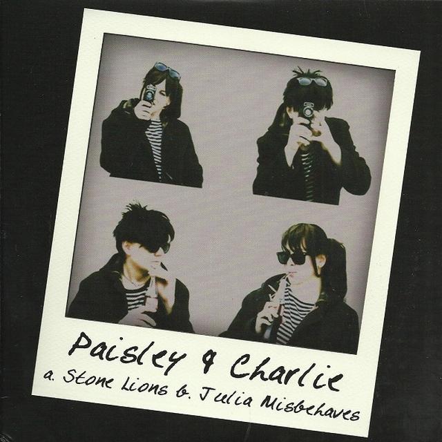 Paisley & Charlie STONE LIONS Vinyl Record - UK Import