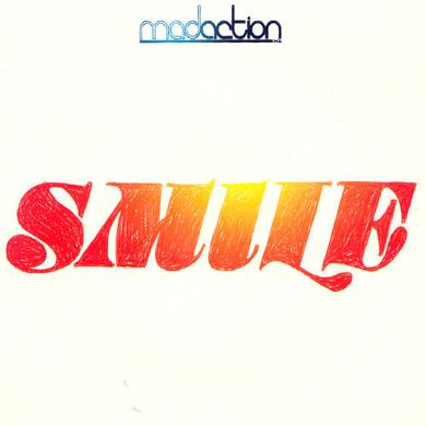 Mad Action SMILE Vinyl Record