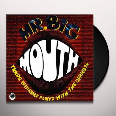 Tunde Williams MR BIG MOUTH Vinyl Record
