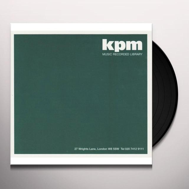 KPM1000 VOL. 2-BIG BEAT Vinyl Record