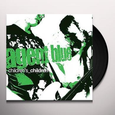 Agent Blue CHILDREN'S CHILDREN Vinyl Record
