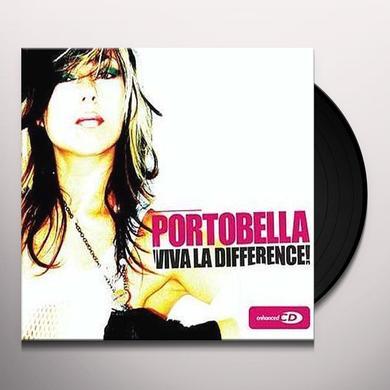 Portobella VIVA LA DIFFERENCE Vinyl Record - UK Import