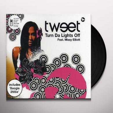 Tweet TURN DA LIGHTS OFF Vinyl Record - UK Import