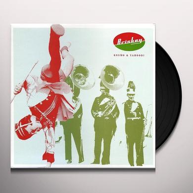 Briskey KOSMO & YAHOODI Vinyl Record - Holland Import