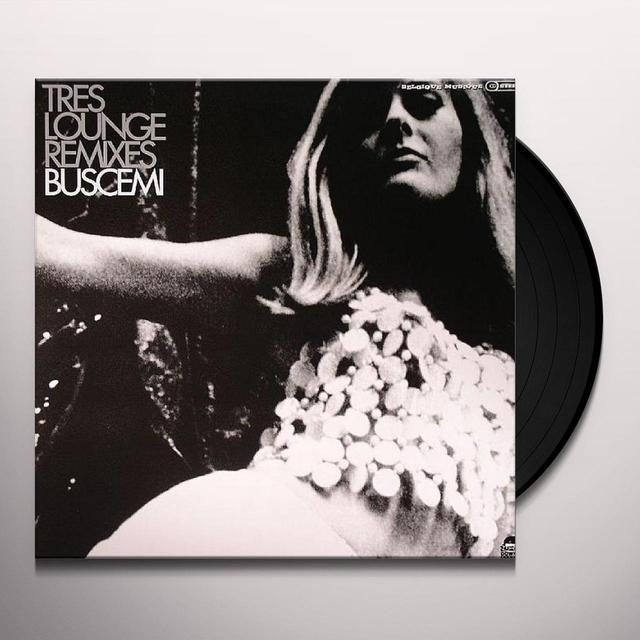 Buscemi TRES LOUNGE Vinyl Record - Holland Import
