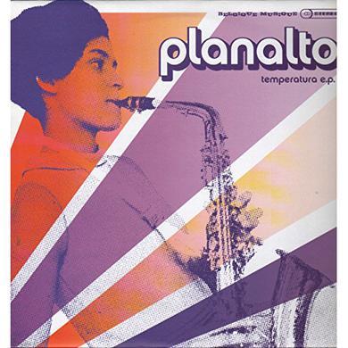 Planalto TEMPERATURA EP Vinyl Record