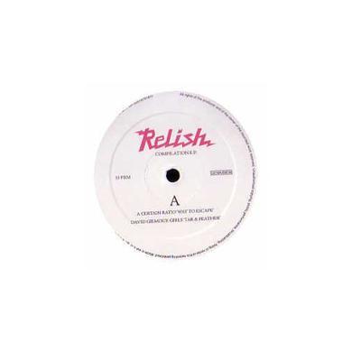 Relish Compilation / Var (Ger) (Ep) RELISH COMPILATION / VAR Vinyl Record