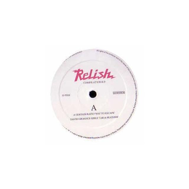Relish Compilation / Var (Ger) (Ep) RELISH COMPILATION / VAR Vinyl Record