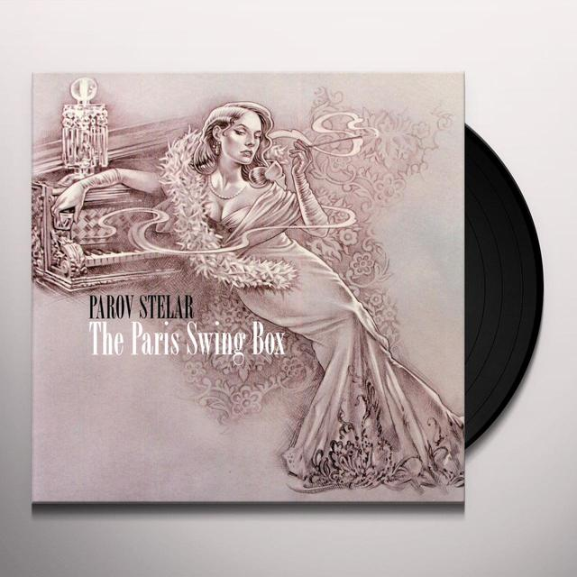 Parov Stelar PARIS SWING BOX Vinyl Record