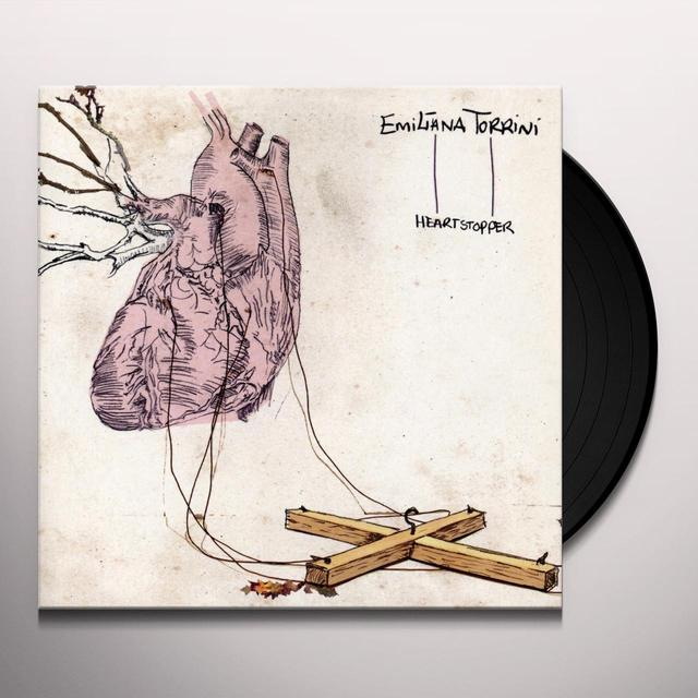 Emilíana Torrini HEARTSTOPPER Vinyl Record
