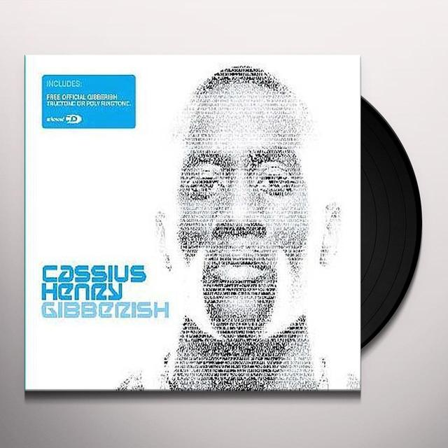 Henry Cassius GIBBERISH Vinyl Record - UK Import