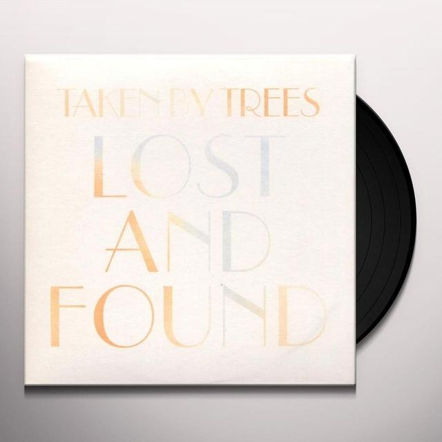 Taken By Trees LOST & FOUND Vinyl Record - UK Import