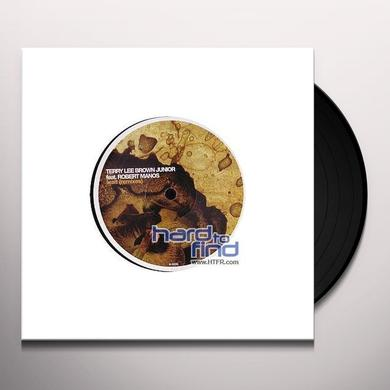 Terry Lee Jr. Brown WAIT-REMIXES 1 (GER) Vinyl Record