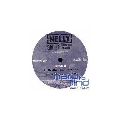 Nelly GRILLZ Vinyl Record