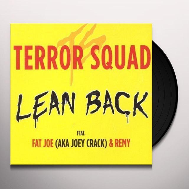 Terror Squad LEAN BACK (UK) (Vinyl)