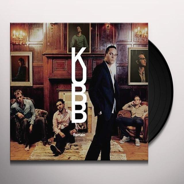 Kubb REMAIN Vinyl Record