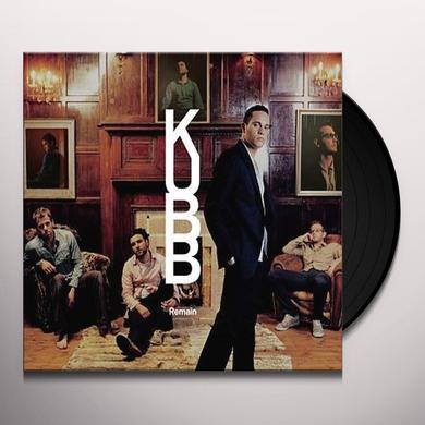 Kubb REMAIN Vinyl Record - UK Import