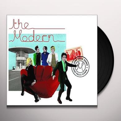 Modern JANE FALLS DOWN Vinyl Record - UK Import