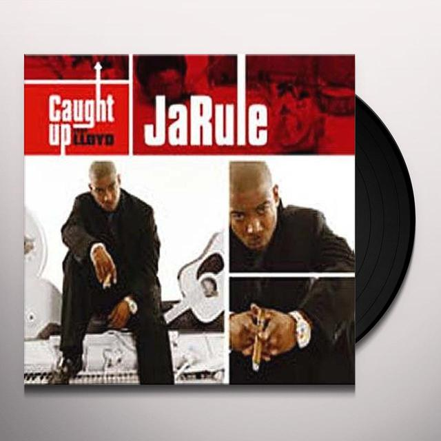 Ja Rule CAUGHT UP Vinyl Record - UK Import