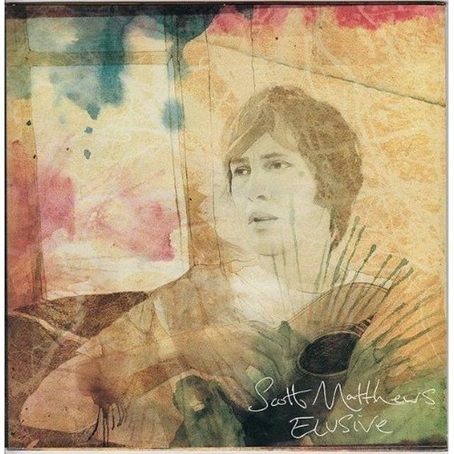 Scott Matthews ELUSIVE Vinyl Record