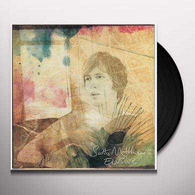 Scott Matthews ELUSIVE Vinyl Record - UK Import