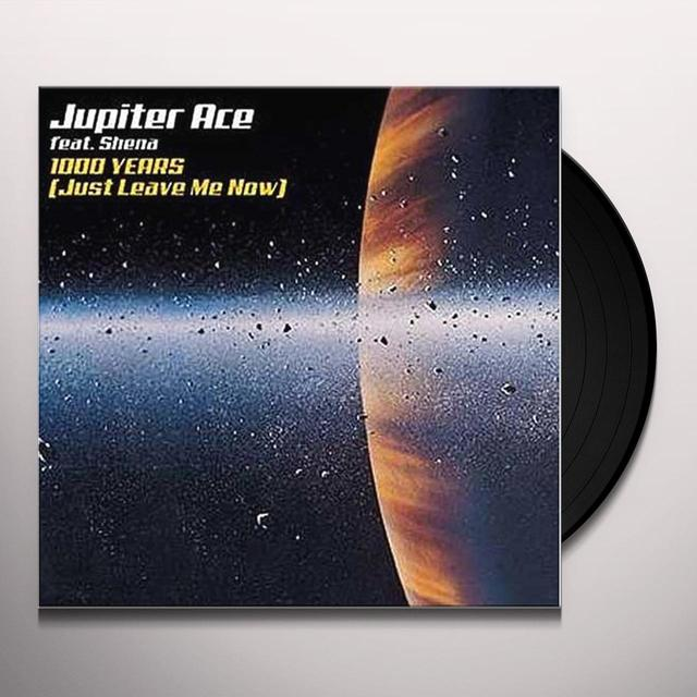 Jupiter Ace 1000 YEARS Vinyl Record - UK Import