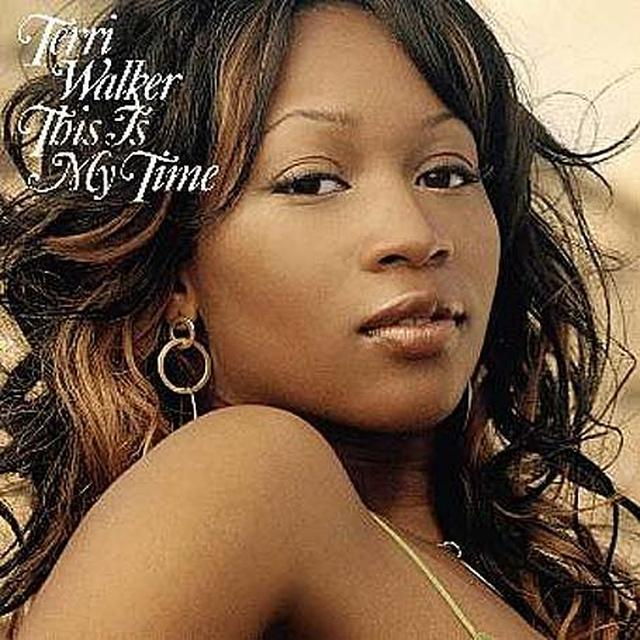 Terri Walker THIS IS MY TIME Vinyl Record - UK Import