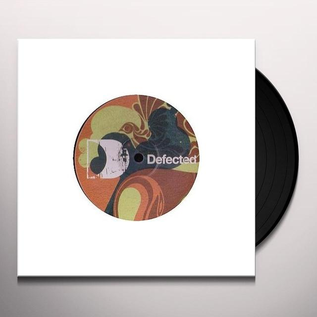 Djd Feat. Philippa Alexander BALL & CHAIN Vinyl Record - UK Release