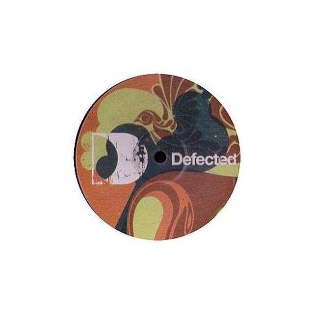 Djd Feat. Philippa Alexander BALL & CHAIN Vinyl Record - UK Release