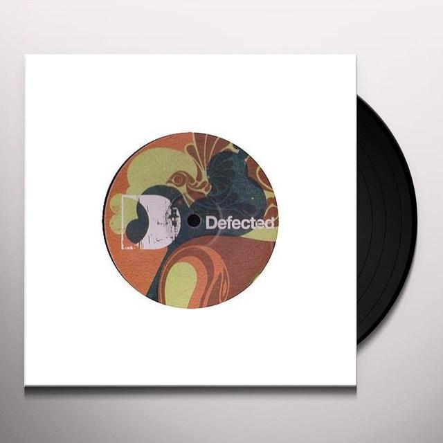 Djd Feat. Philippa Alexander BALL & CHAIN Vinyl Record - UK Import