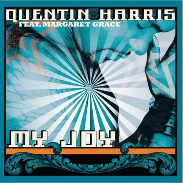 Quentin Harris MY JOY Vinyl Record
