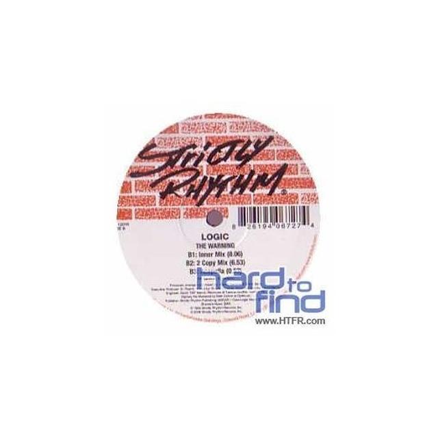 Logic WARNING Vinyl Record - UK Import