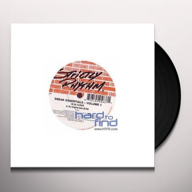 Sneak Essentials VOLUME 1 Vinyl Record - UK Release