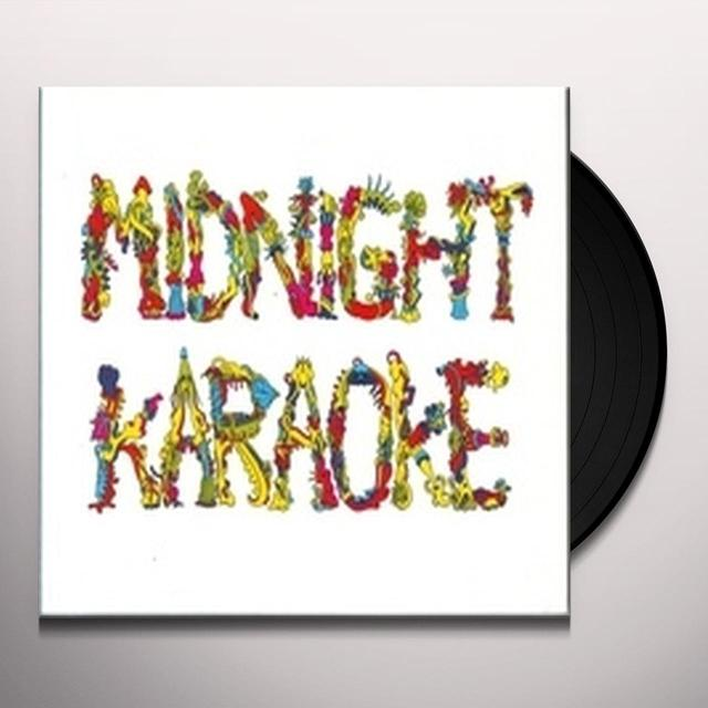Midnight Mike MIDNIGHT KARAOKE Vinyl Record - Australia Import